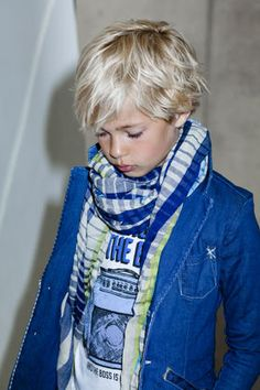 Prespring 2014. This short cut would work for boys or active girls.                                                                                                                                                     More