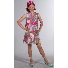 Déguisement hippie chic enfant, robe hippie funky fille années 60-70, Déguisement hippie de Magic by Freddy's, fêtes, anniversaire.http://www.baiskadreams.com/1491-deguisement-hippie-robe-funky-enfant-fille.html