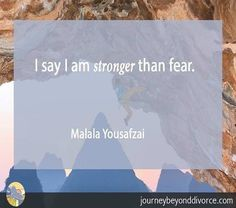Are you locked in the pain fear and chaos of divorce? We may experience different emotions ranging from hurt or anger shame or disappointment fear or bitterness. In order to heal as we go through this transition it is vital that we not judge or avoid our feelings but rather accept that they simply are. Remember the only way out is through. http://ift.tt/2fUEvB5