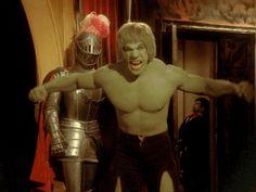 "The Incredible Hulk, ""Wax Museum"""