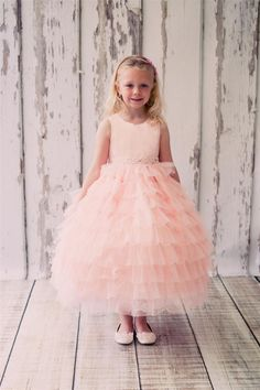 29e0f2fef81 Another great find on Kid s Dream Pink Tiered Ruffle Dress - Toddler   Girls  by Kid s Dream