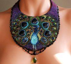 Cleopatra-style necklace Egyptian-style necklace