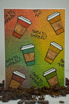 Need to Venti?  Paper Smooches Sparks Anything Goes Challenge