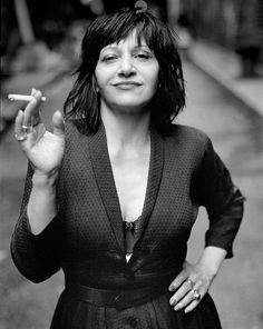 Lydia Lunch: Finding Inner Peace With the Angriest Punk of '70s New York - NYTimes.com