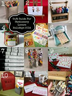 Stationery Lovers Unite – A Holiday (Like Every Day) Gift Guide | Laura Kelly's Inklings