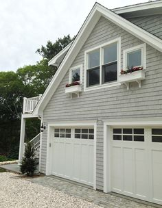 Garage Apartment Ideas detached garage with deck & loft | diy | pinterest | detached