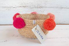 37 Besten Handmade Baskets By Kymastyl Bilder Auf Pinterest Basket