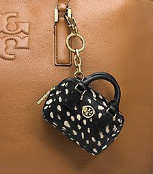 Tory Burch Key Fobs : Women's Designer Accessories | Tory Burch