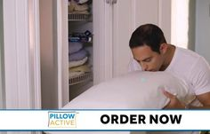 Sleep should never be a hassle!   Don't wait and end up sick, find out what the secret is.   Shop ---> www.pillowactive.com   #AsSeenOnTV #Secret #formula #pillowactive #healthy #Sleep #Flu #Cold #Repelant #PillowActive #products