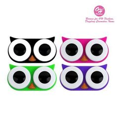 Back To Search Resultsapparel Accessories Provided Free Delivery Easy Carry 1pcs Travel Glasses Contact Lenses Box Contact Lens Case For Eyes Care Kit Holder Container Gift Lovely Luster