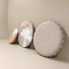 Acoustic panels - DRUM - FLOW - Studio Mieke Lucia
