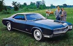 1966 Buick Riviera.Would give any thing to own this car.