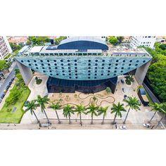 Hotel Unique - São Paulo, Brazil  Brasileiro clica imagens aéreas de São Paulo que vão te fazer olhar pra cidade de um jeito diferente | Nômades Digitais
