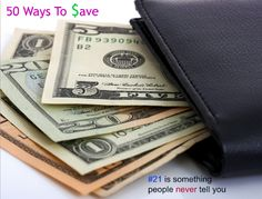 Blog post at Madame Deals, Inc. : Frugal Ways To Save Money   The truth is most people do not have enough money. We all want more. I found that you can have