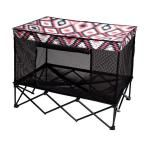 * Quik Shade Pets' Pet Kennel in Southwestern Blanket print - Large *