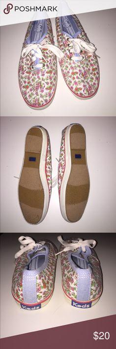 KEDS sneakers flower pattern KEDS sneakers flower pattern Keds Shoes