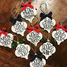 Homemade Christmas, Diy Christmas Gifts, Christmas Projects, Holiday Crafts, Christmas Holidays, Christmas Balls, Christmas Ideas, Christmas Tree, Christmas Ornament Crafts