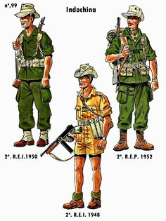 Foreign Legion Indo-China