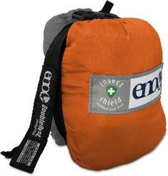 Compression Sack (Orange/Grey)