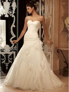 Casablanca Bridal 2105 Wedding Dress