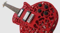 3D Printing 10 More Amazing Designs