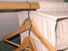 Fördubbla galgarna i garderoben   LAND.se
