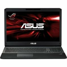 ASUS COMPUTER INTERNATIONAL, Asus G75VW-DH71 17.3 LED Notebook - Intel Core i7 i7-3630QM 2.40 GHz - Black (Catalog Category: Computer Technology / Computer Systems)  #Asus #PC_Accessory