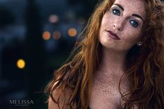 Last Evening In Paradise - Ginger Girl from UK