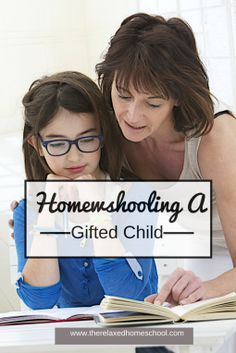 Tips on how to homeschool a gifted child