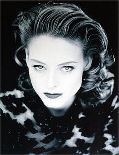 Jodie Foster By Firooz Zahedi