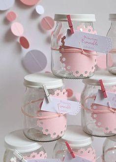 Ideas Fabulosas: Ideas para Bautizo que te Harán Lucirte ¡Hermosas! Wrapping Gift, Wrapping Ideas, Baby Party, Baby Shower Parties, Shower Party, Shower Favors, Party Favors, Baby Shawer, Ideas Para Fiestas