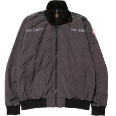Cav Empt Training Jacket (Charcoal)