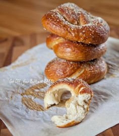 Maybe some warm pretzels for after school today?
