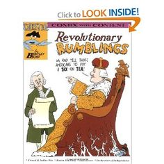 Revolutionary Rumblings (Chester the Crabs comics with content series) (Chester Comix)
