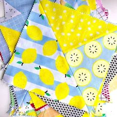 Just Add Sugar fabric designed by Simple Simon & Co for Riley Blake Designs