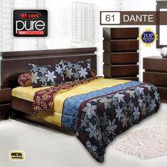 Sprei Set (King 180×200) motif Dante Premium Lembut. Takut tidak sesuai Ukuran (kekecilan/kebesaran) ??? Kami beri garansi 30 Hari. King, Pure Products, Bed, Furniture, Home Decor, Decoration Home, Stream Bed, Room Decor, Home Furnishings