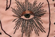 Embroidery by Lindsey Windland
