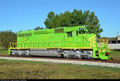 RailPictures.Net Photo: ITS 2301 Illini Terminal Railway EMD SD40-2 at Granite City, Illinois by Craig Walker