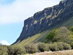 Co. Sligo: Benbulbin. Irish Landscape, My Photos, Mountains, Nature, Travel, Naturaleza, Viajes, Destinations, Traveling