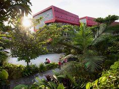 Picture of the Parque Explora in Medellin, Colombia