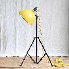 Fab.com | Industrial Photographer's Lamp