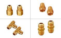 Brass Flare Fittings #BrassFlareFittings