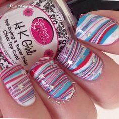 "Nail DIY idea. by @b_jessica_3 ""patriotic watermarble ❤️ #USA""  #nailideas #nail #nailart #nailpolish #nailhowto #nailtutorial #nailartdesign #tutorial #tutorials #instructions #instruction #nailswag #nailartjunkie #redwhiteblue #polish #nailvideos #nailartvideos #nailsart #nailpictorial #nailarts #cutepolish #nailartwow #nailartaddict #tutoriales #patriotic #diynails #manicure #stepbystep #pictorial"