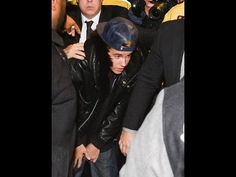 Bieber turned himself in to Toronto police the second arrest in a week f...