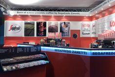 Segafredo pop up coffee shop #ATPWorldTour