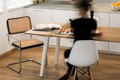 Mrs. Milk Table. Cook, Eat, Love.
