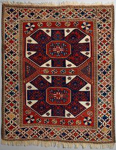 Carpet, 19th century. Turkey. The Metropolitan Museum of Art, New York, Bequest of Joseph V. McMullan, 1973 (1974.149.29)