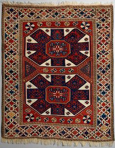 Carpet, 19th century. Turkey. The Metropolitan Museum of Art, New York, Bequest of Joseph V. McMullan, 1973 (1974.149.29)
