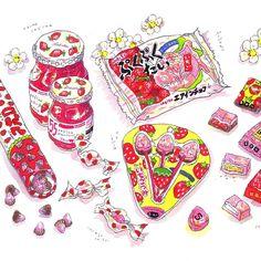 苺祭り お菓子