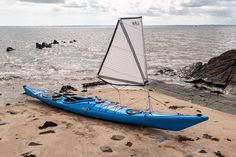 Two fine tuning tips for the sailing rig on the P&H Scorpio sea kayak. Canoe Camping, Canoe And Kayak, Kayak Fishing, Fishing Boats, Sea Kayak, Coyote Hunting, Archery Hunting, Pheasant Hunting, Kayak Boats